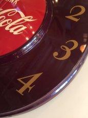 """画像4: Vintage """"Coca Cola"""" Clock (4)"""