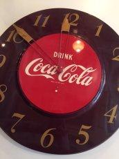 """画像5: Vintage """"Coca Cola"""" Clock (5)"""