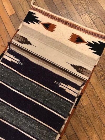 """画像3: """"Navajo"""" Vintage Rug"""