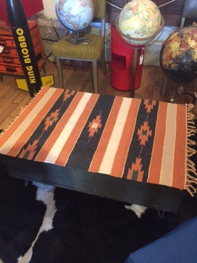 """画像1: """"Navajo"""" Vintage Rug"""