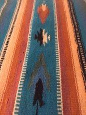 """画像2: """"Navajo"""" Vintage Rug (2)"""