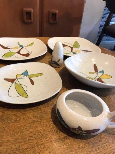 "画像1: ""Metlox Poppytrail"" Dinner Plate"