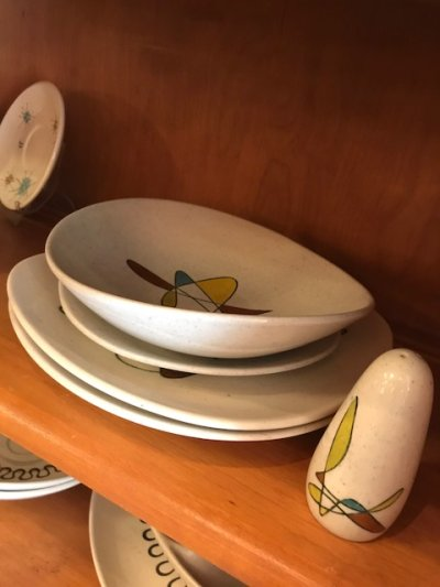 "画像2: ""Metlox Poppytrail"" Dinner Plate"