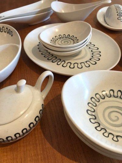 """画像2: """"Metlox Poppytrail"""" Lunch Plate"""