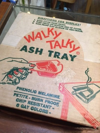 "画像3: ""WALKY TALKY"" Ash Tray"