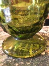 画像3: Vintage Green Stained Glass (3)