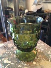 画像5: Vintage Green Stained Glass (5)