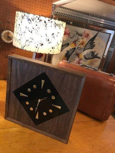 画像1: Square Clock
