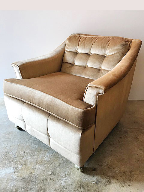 【Vintage 1P Sofa】