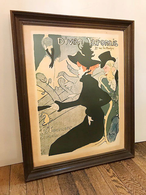 """【""""Lautrec"""" Divan Japonais】"""