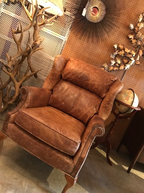 【Wing chair】