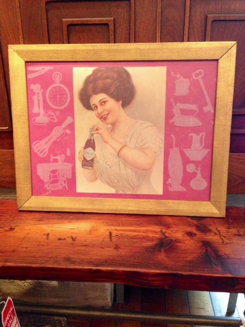 """画像1: """"Coca Cola"""" Vintage Poster (1)"""