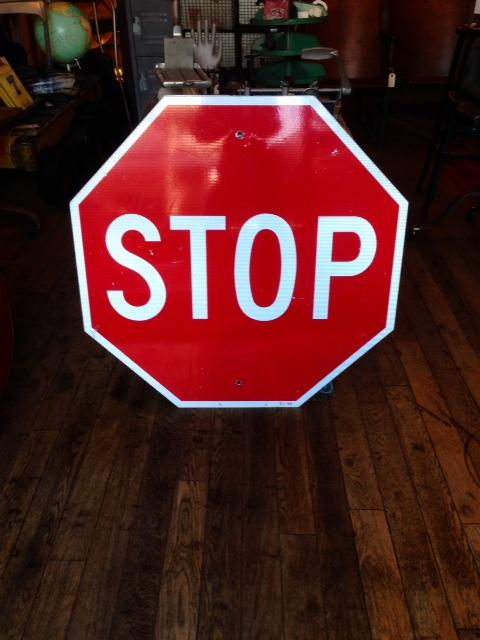 """画像1: """"STOP""""Road Sign  (1)"""