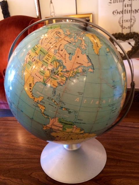 画像1: Vintage Desk  Globe (1)