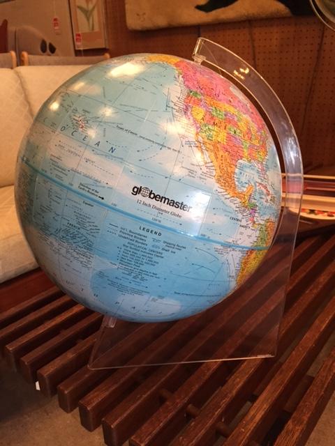 """画像1: """"Globe Master"""" Desk Globe (1)"""
