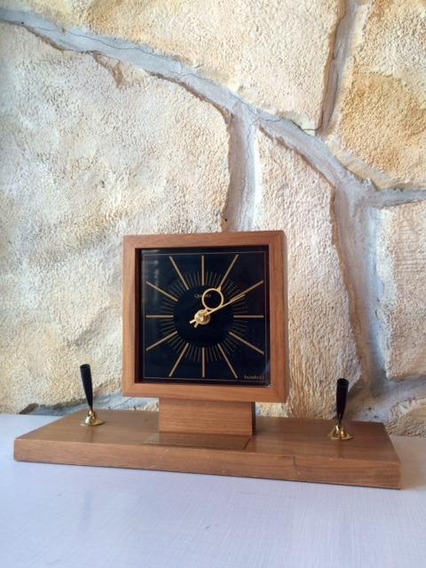 画像1: Vintage Table Clock (1)