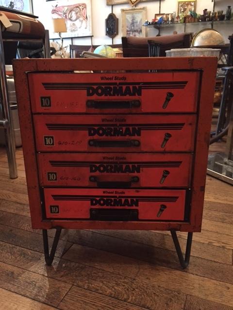 """画像1: """"DORMAN"""" Vintage Tool Box (1)"""