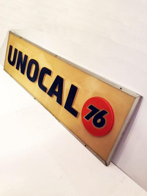"""画像1: """"Unocal 76"""" Sign (1)"""