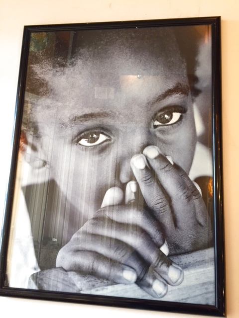 "画像1: ""Black Children "" Wall Hang (1)"