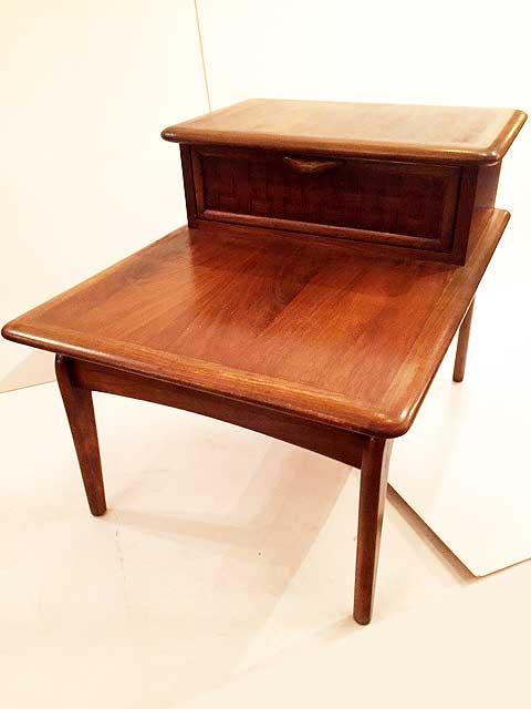"""画像1: """"LANE"""" Vintage Side Table (1)"""