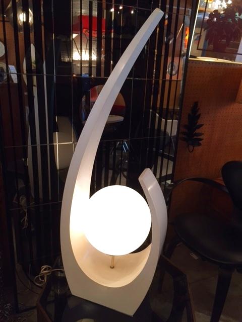 画像1: Vintage Modern  Lamp  (1)