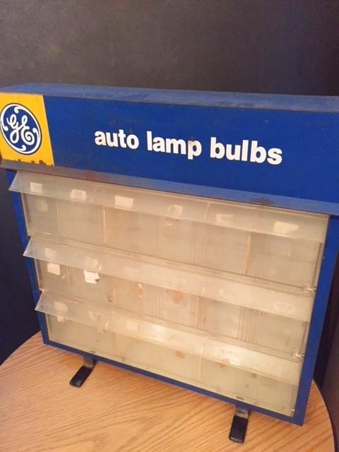 """画像1: """"GE"""" Vintage Bulb Box (1)"""