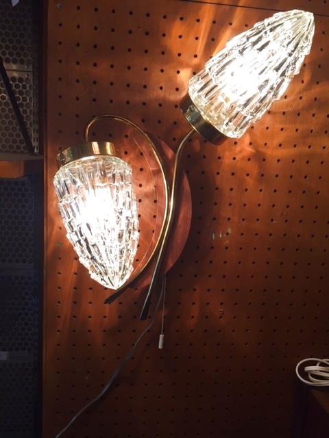 画像1: 2灯Wall Lamp (1)