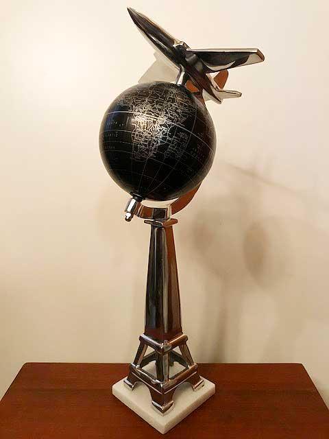 画像1: Black Ocean Globe (1)