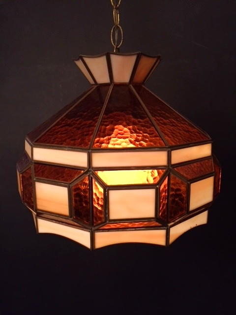 stained glass pendant light pe 684 mozeypictures Images