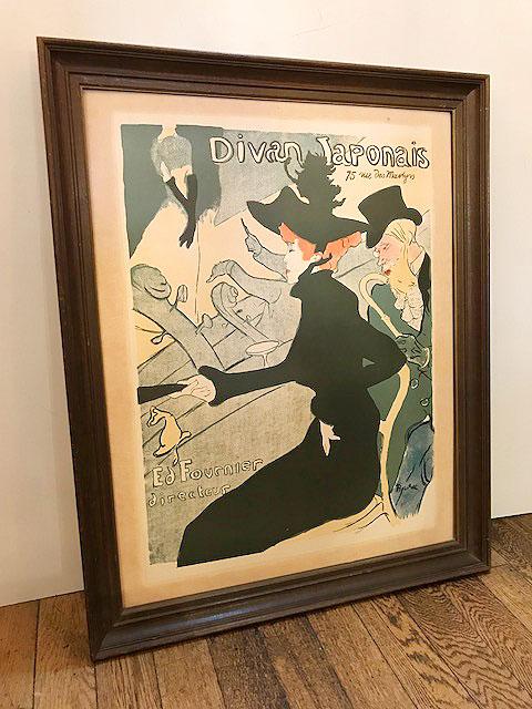 """画像1: """"Lautrec"""" Divan Japonais (1)"""