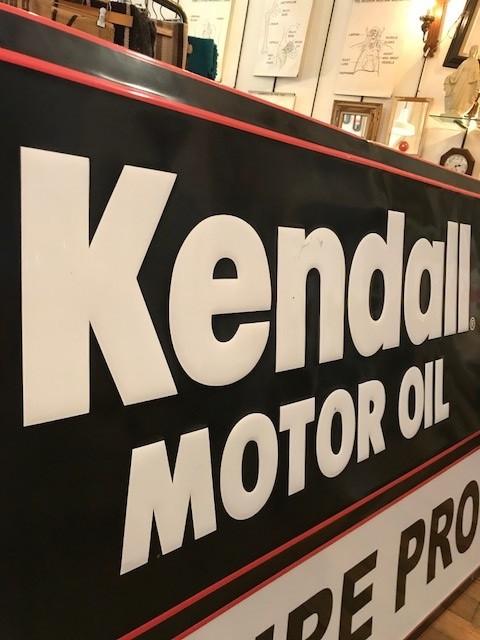 画像1: Kendall Motor Oil Sign (1)