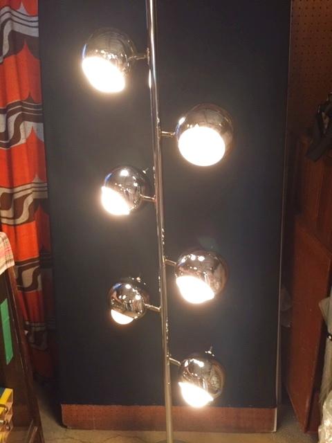 画像1: 6灯 Chrome Lamp (1)