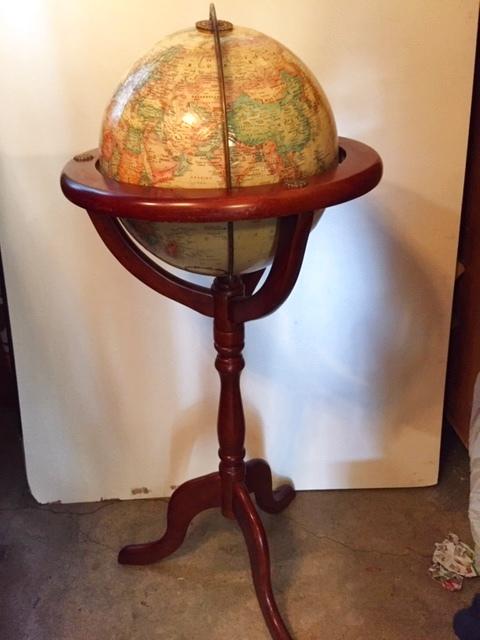 """画像1: """"REPLOGLE""""  Globe (1)"""