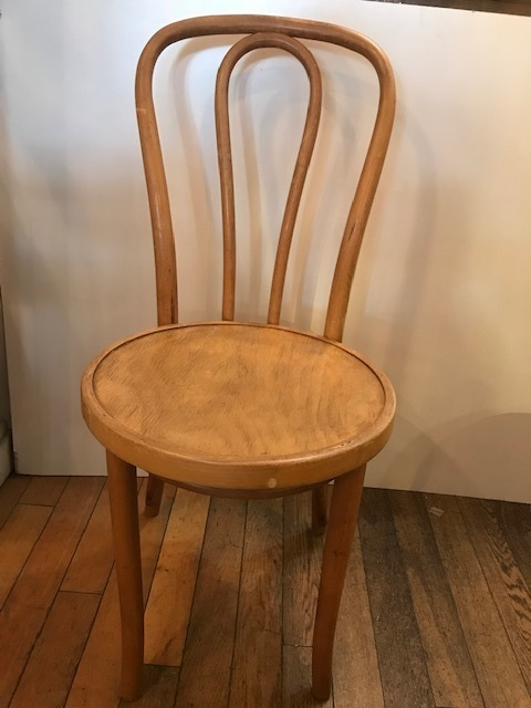 画像1: Vintage Wooden chair (1)