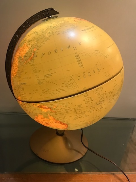 "画像1: ""REPLOGLE GLOBES"" Lighting Globe (1)"