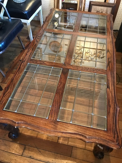 画像1: Vintage Grass Table (1)