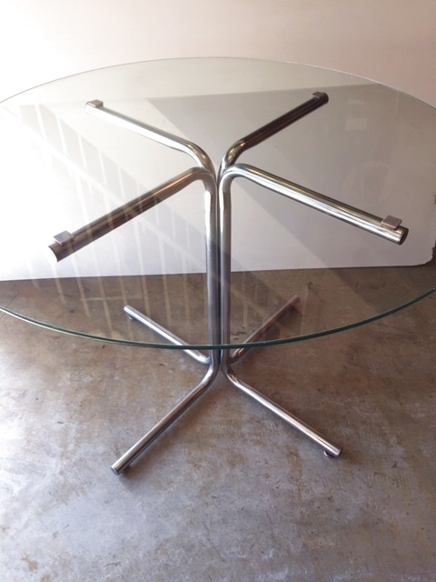 画像1: Modern Grass Table (1)