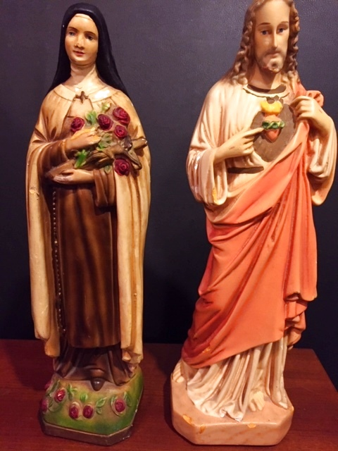 画像1: Christ&Maria Ornament (1)
