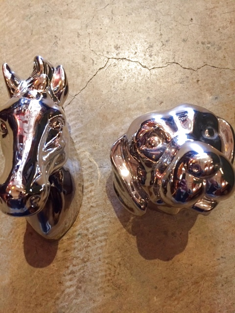 画像1: Dog&Horse Ornament (1)