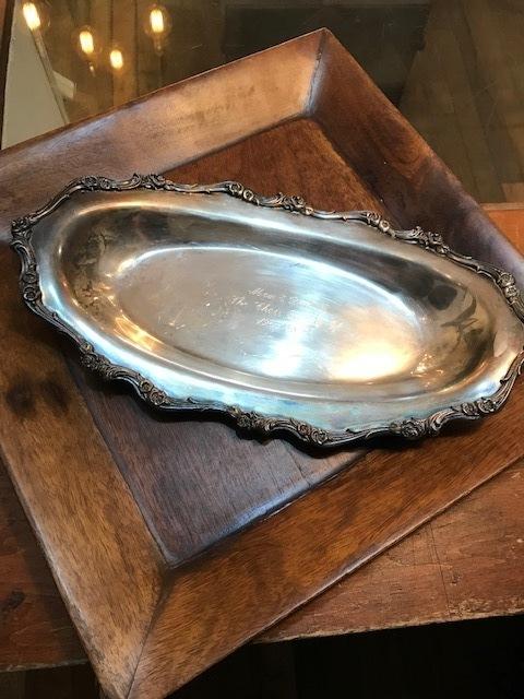 画像1: Silver Tray (1)