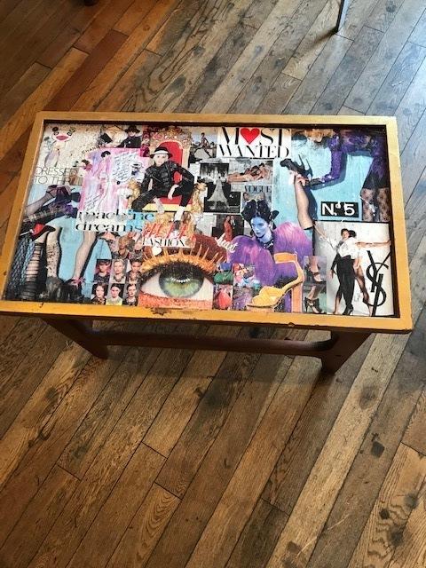 画像1: Hand made Table (1)