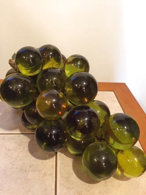 画像1: 50's Grapes Ornament (1)