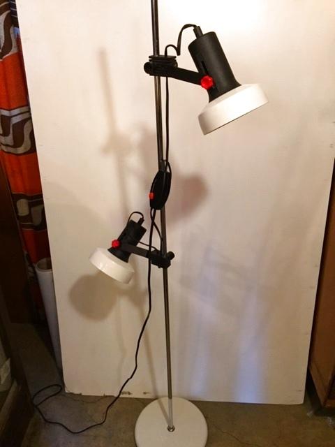 画像1: 2灯 Modern Lamp (1)