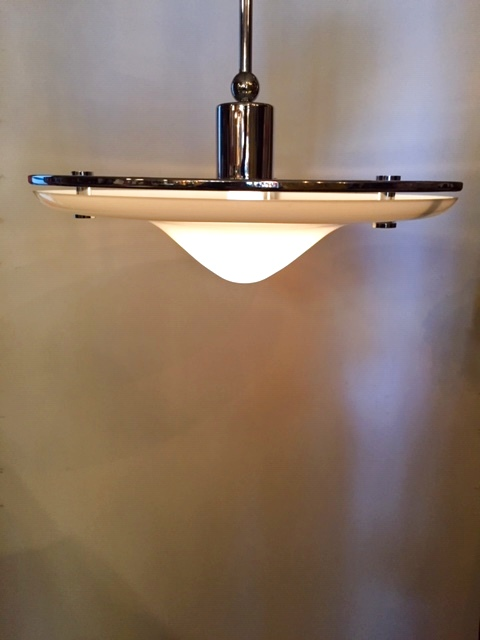 "画像1: ""Art deco""  Pendant Light (1)"