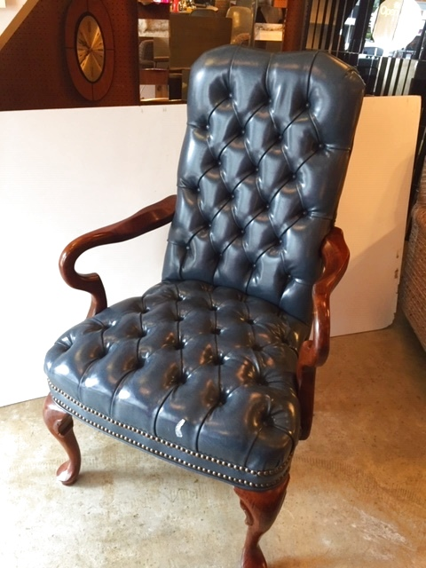 画像1: VIctorian Arm Chair (1)