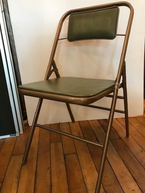 """画像1: """"Samsonite"""" Holding Chair (1)"""
