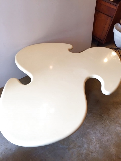 "画像1: ""Amoeba""  Table (1)"
