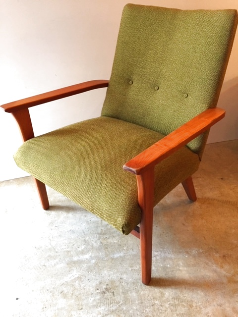画像1: Arm Chair (1)