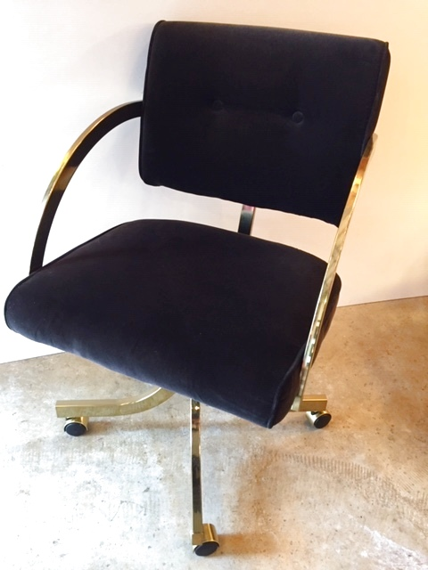 "画像1: ""Milo Baughman""Arm Chair (1)"