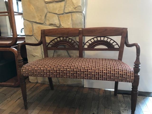 画像1: 2Seater Arm Chair (1)